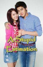 A Stupid Estimation (바보 추정) by JulianMarsden