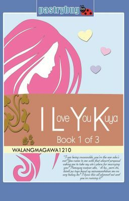 ILYK [I love you Kuya-Complete!] Soon to be published under LIB creatives