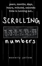 Scrolling Numbers • COMPLETED ✓ by waverlyyellow