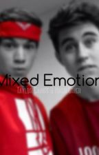 Mixed Emotions(Taylor Caniff & Nash Grier) by StormieSheffey