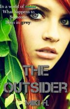 The Outsider by FiftyShadesofZelda