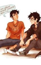 harry potter x percy Jackson  by Scaling