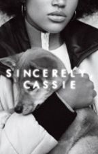 sincerely cassie | jp au by -sweeter