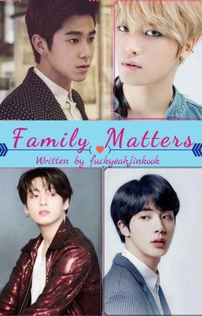 Family Matters - Kookjin | Jinkook | Yunjae by fuckyeahjinkook