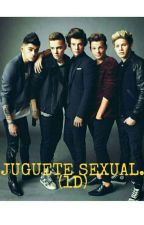 JUGUETE SEXUAL (bromances De 1D) #Wattys2016 by YiahMadafakah