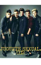 JUGUETE SEXUAL (bromances De 1D) #Wattys2016 by YiahMadafakah