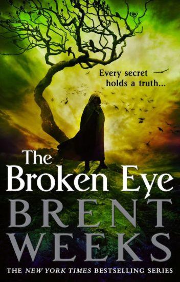 THE BROKEN EYE: An Extended Excerpt