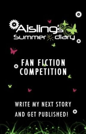 Aisling's Summer Diary: Fan Fiction Contest by aislingsdiary