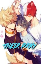Their Prey (Yandere! Seme! Todoroki & Bakugo x Uke! Male! Reader) by cutel0verr