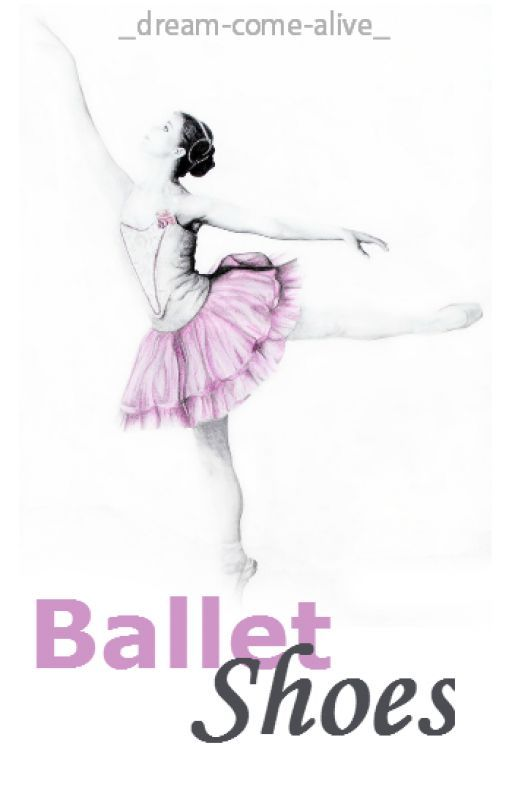Ballet Shoes {HEBREW} by _Dream-come-alive_