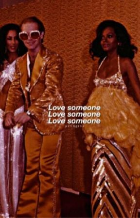 LOVE SOMEONE [E. DIAZ] by avvngrsz