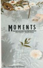 MOMENTS // Sheriarty by vintagecrackhead
