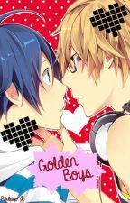 Golden Boys by KiraKiraKiller