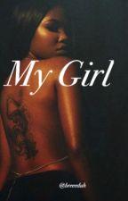 NEW GIRL || Quincy Brown by Briannaaaa20