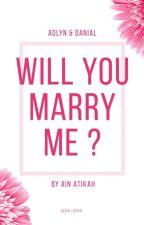 Will You Marry Me? by RachelKitoyuki