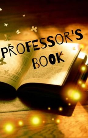 Professor's Book by HPfanficawards-