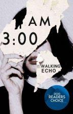 3:00 am | ✎ by walkingecho