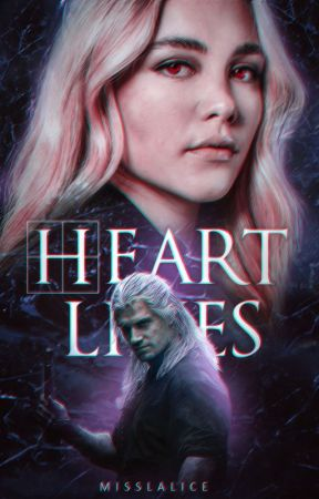 HEARTLINES | The Witcher by MissLalice