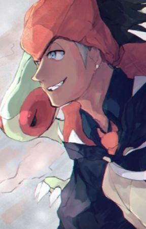 Pokemon Raihan x Reader by BlueNight1744