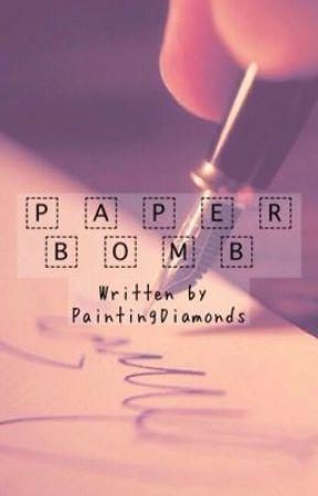 Paper Bomb » 5SOS by PaintingDiamonds