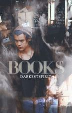Books ; h.s by DarkestSpirit