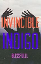 Invincible Indigo by blissfulll