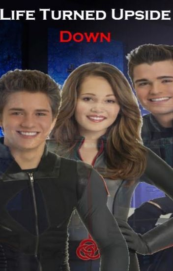 Life Turned Upside Down (Chase Davenport/ Lab Rats Story) (DISCONTINUED)