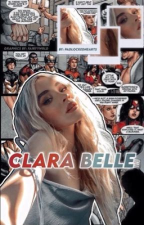 Clara Belle • Avengers Soulmate AU by padlockedhearts