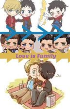 Love is Family by NhanLa2