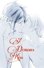 A demons kiss (SebastianXCiel) by Otaku-senpai