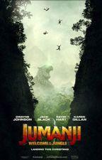 Jumanji: the next level by LilyxPotter