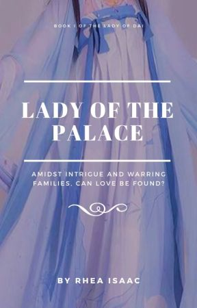 Lady of the Palace by RheaIsaac