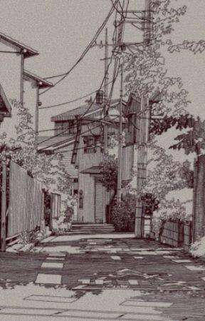 PEACH TREES || shinkami by cowgirlenergy