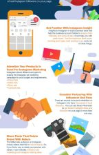 5 Proven Instagram Marketing Tactics To Increase Instagram Followers by socialmedia-doc