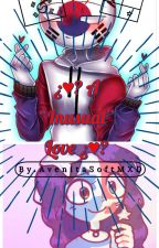 "¿♥? A ""Inusual"" Love ¿♥? by Lovely_Kim_Min_Seok_"