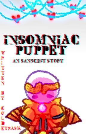 INSOMNIAC PUPPET by GoldeTrash