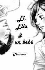 El, ella y un bebé by Pameeee