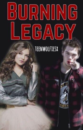 Burning Legacy ➳ Liam Dunbar