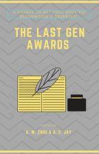 The Last Gen Awards {OPEN} by thelastgenawards