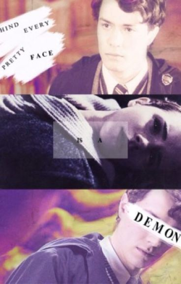 Behind Every Pretty Face Is A Demon | Tom and Hermione