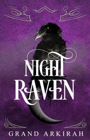 Night Raven by GrandArkirah