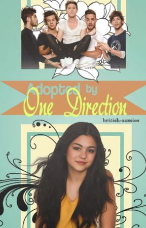 Adopted By One Direction by cxtherineee