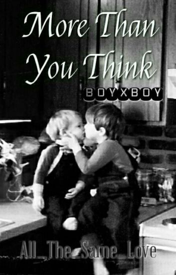 More Than You Think (boyxboy/Incest)