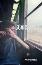 Scars. by artinyoureyes