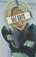 547 DAYS° jilix by LilmeowmeowXD