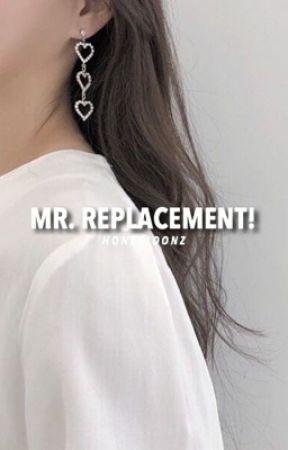 MR REPLACEMENT. seungjin by HONEYJOONZ
