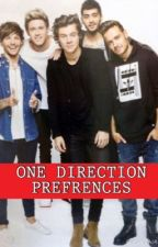 One direction imagines and prefrences by 1followtheheart1