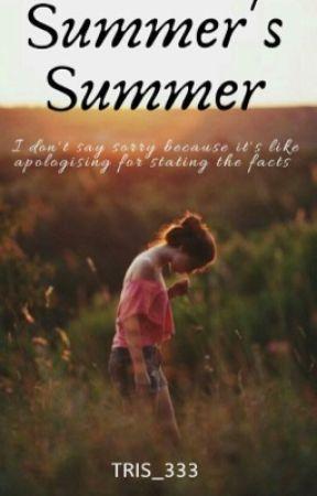 Summer's Summer by Tris_333