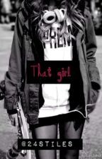 That girl ( Scott Mccall fanfic) by 24stiles