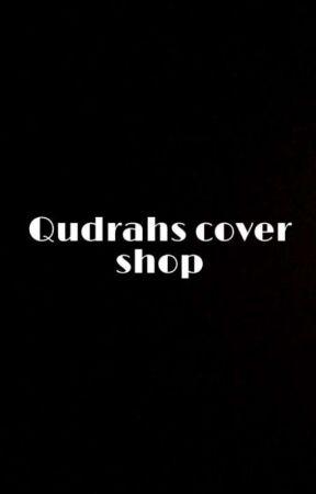 Qudrahs cover shop  by QudrahAdam